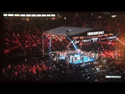 HBO Boxing LIVE!!! Subscribe!