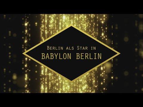 """Berlin als Star in """"Babylon Berlin"""""""