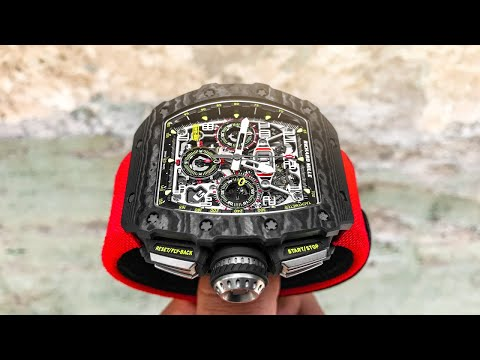 Richard Mille RM 11-03 NTP Carbon Watch Review – The Best One Yet?!