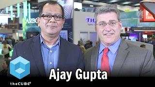 ajay gupta huawei rsa conference 2017 rsac thecube