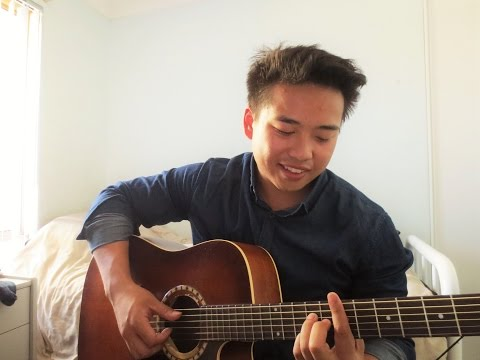 If You Wonder - Jeff Bernat (Acoustic Cover by Jordan)