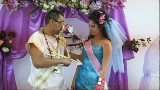 4-й парад невест  в г. Ужгороде