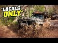 Cape York's SECRET tracks • Shorty & The Dirty 30 unleashed! 🚙🌴