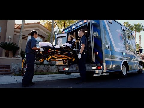 EMS Stories: Community Ambulance - Las Vegas, NV
