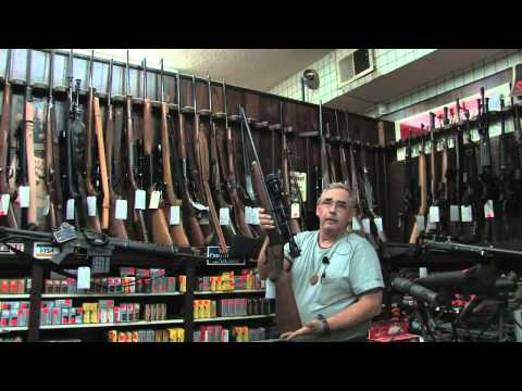 Buying A Long Rifle