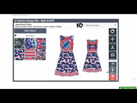 Free Fashion Design Software Online