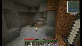 Давайте поиграем в Minecraft Серия 4 (Пещеры)