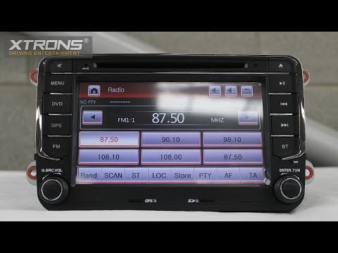 Xtrons PF73MTV | Xtrons Driving Entertainment System