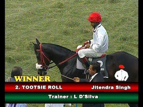 Tootsie Roll With Jitendra Singh Up Wins The Raja Mehboob Karan Memorial Plate 2019