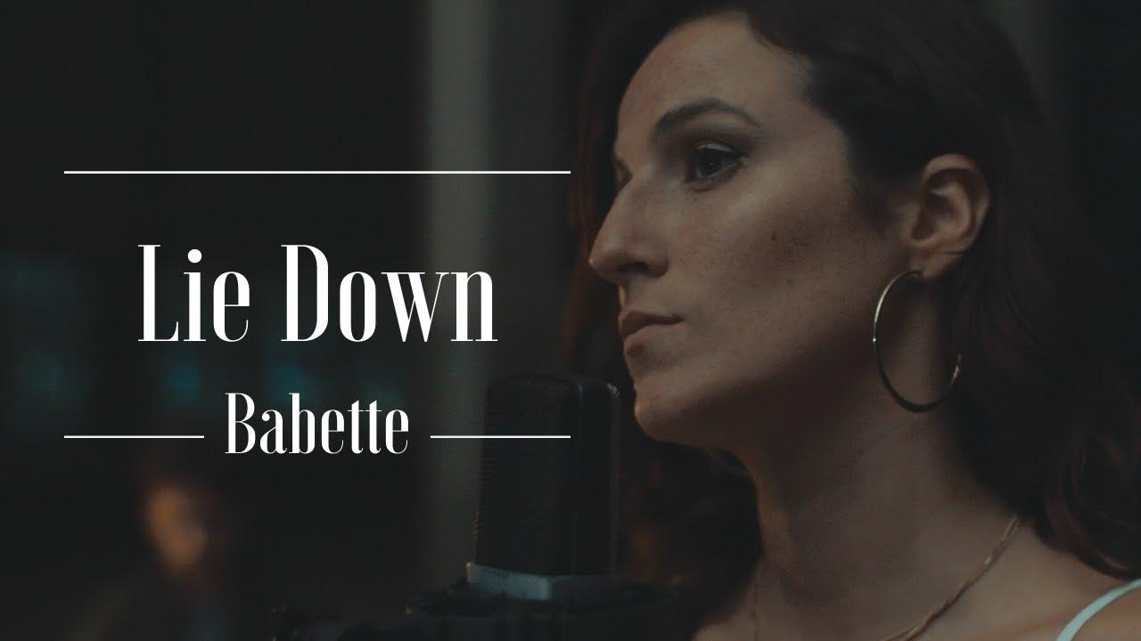Download BABETTE - Lie Down (Official Music Video)