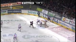 HC Sparta Praha - HC Slavia Praha 5:0