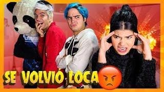 ¡24 HORAS IGNORANDO A MI EX NOVIA! *Se vuelve loca* - Yolo Aventuras
