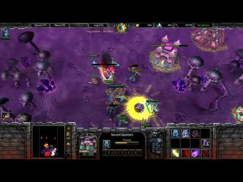 Download Warcraft 3: Shadow of Hatred (v2.0.2) #8 The Darkened Sun [Hard]