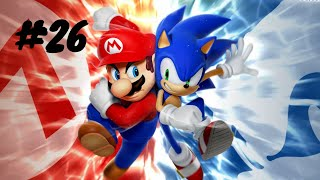Mario & Sonic at the Rio 2016 Olympic Games - Heroes Showdown #26