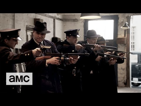 The Making of the Mob: Chicago - 'Gunned Down' Talked About Scene Episode 204