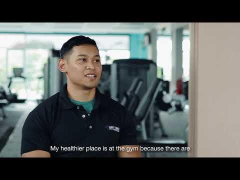 Anytime Fitness Malaysia Team Story Muhammad Syaiqui