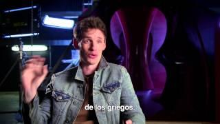 El Destino de Júpiter - Entrevista Eddie Redmayne HD