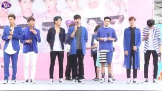 現場:SpeXial《Boyz On Fire》台北簽唱會 新成員首度正式亮相 thumbnail