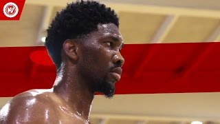 Will Joel Embiid Be Rookie Of The Year? | Unseen Hours
