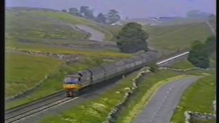 Classic Diesel Traction On The Settle & Carlisle