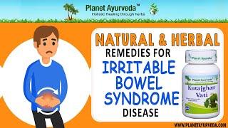 Natural & Herbal Remedies for Irritable Bowel Syndrome Disease- Kutajghan Vati