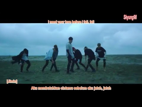 BTS 'SAVE ME' MV (Color coded) [Sub Indo+Hangul+Romanisasi] HD