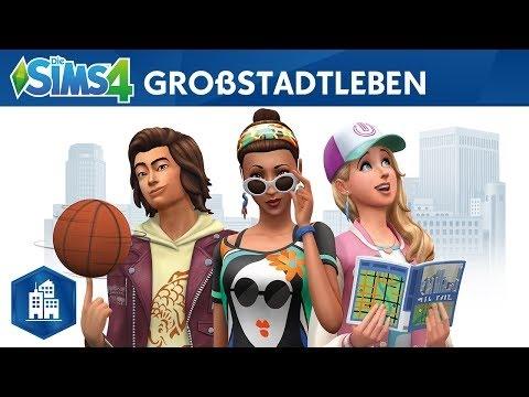 Die Sims 4 IGroßstadtlebenI Alle Apartments und Penthäuser ,San Myshuno