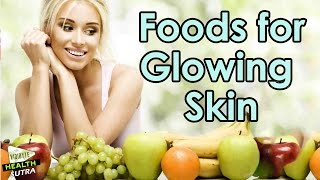 Download Video 10 Vegetables and Fruits for Glowing Skin and Body || Beauty Tips MP3 3GP MP4