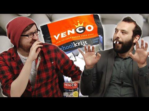 Irish People Taste Test Dutch Snacks
