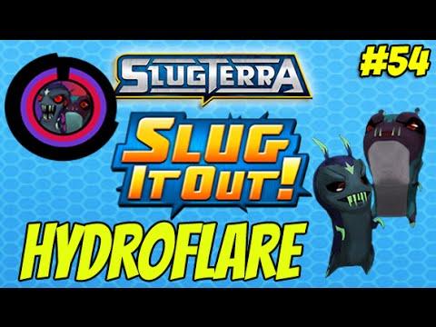 Slugterra Slug it Out! #54 Hydroflare - NEW GHOUL FUSION SHOT