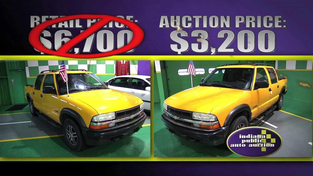 Indiana Public Auto Auction >> Indiana Public Auto Auction Tax Check Tv Spot