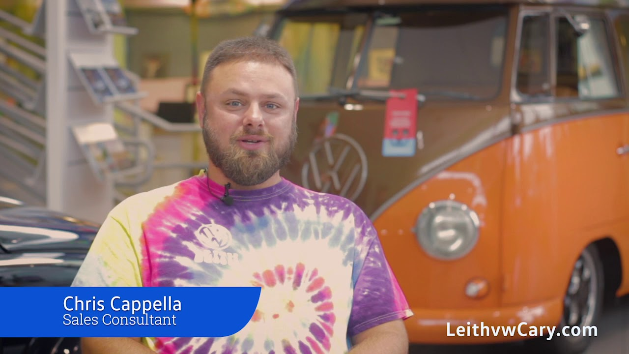 Leith Vw Cary >> Chris Cappella Sales Consultant Leith Volkswagen Cary