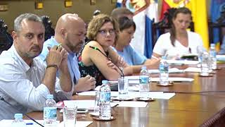 Pleno ordinario - Puerto de la Cruz (25-09-2017)