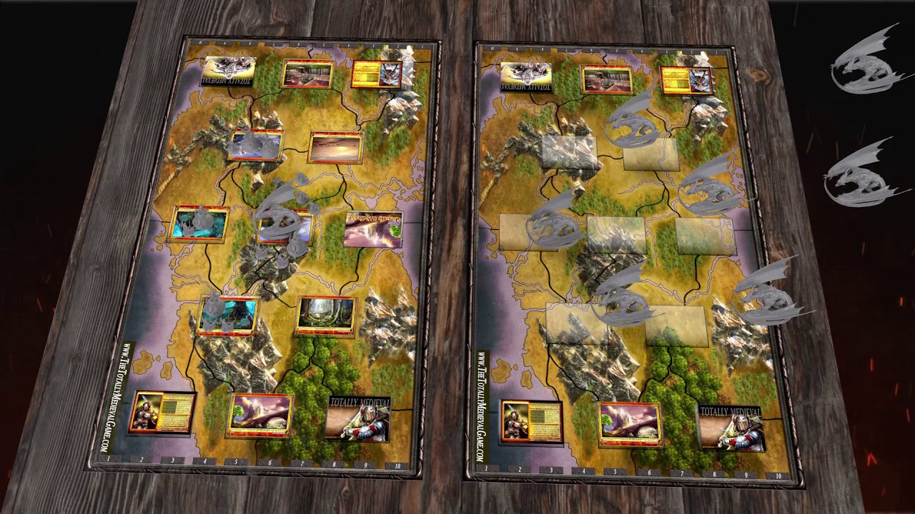 Totally Medieval: The Epic Game - Now Live on Kickstarter