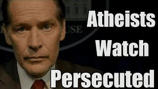 Atheists Watch 'Persecuted'