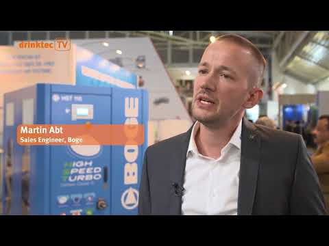 drinktec 2017 – Sustainability through energy and resource efficiency