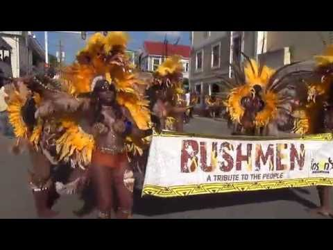Antigua & Barbuda Carnival 2016 - The Parade
