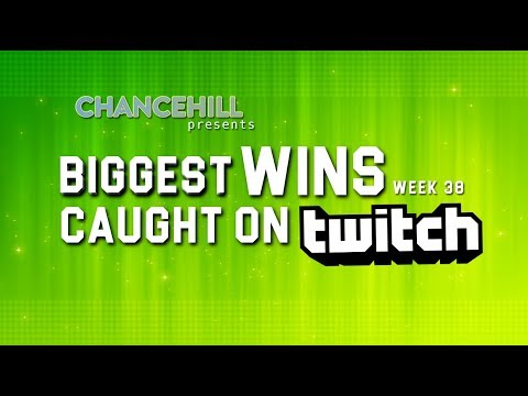 Biggest wins caught on Twitch #44 - (Week 38/2017)