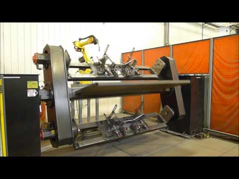 Robotic Welder - Luff Industries Ltd.