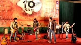 Rock Xuyên màn đêm - CLB Rock ĐH Kiến Trúc HN