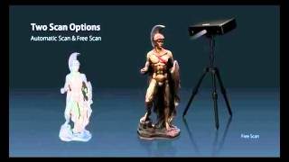 he3d einscan s 3d scanner for fdm 3d printer