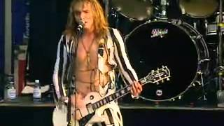 The Darkness - Live @ Paleo 2004 - Nyon Switzerland