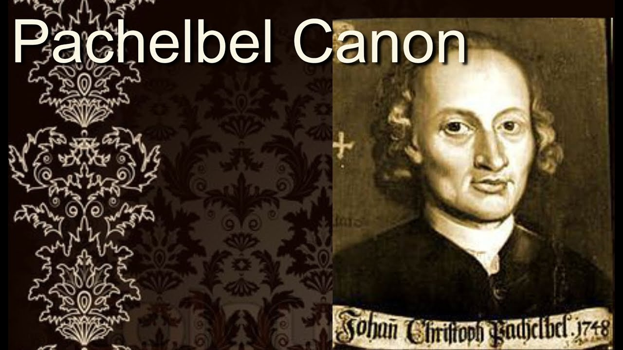 Pachelbel Canon in D - 1 Hour of beautiful relaxing, classical music
