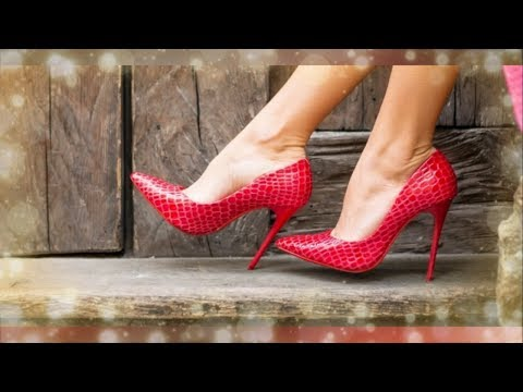 high-heels-shoes-||-new-high-heel-shoes-to-the-collection-2017!-||los-zapatos-mas-raros-del-mundo