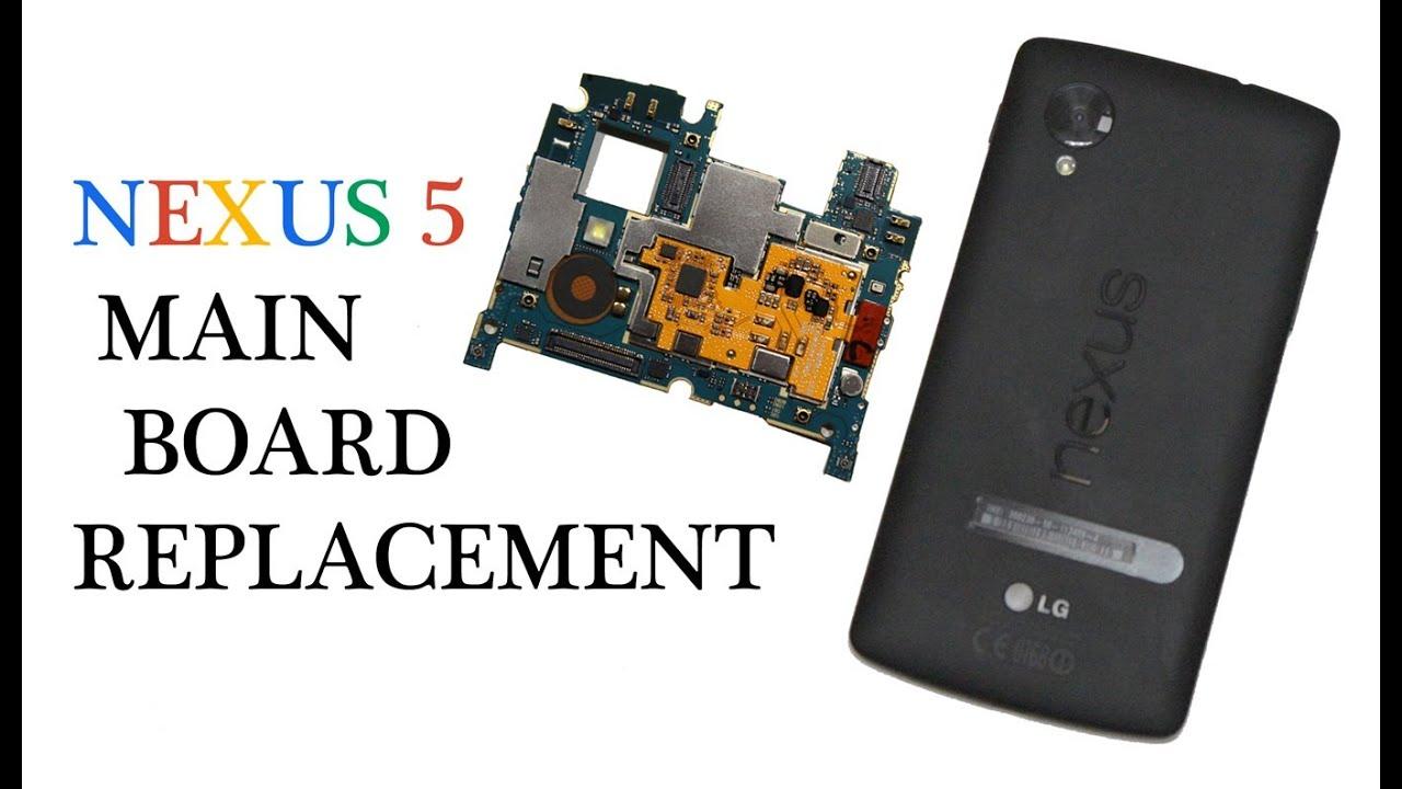 Replace a Logic Board - Google Nexus 5
