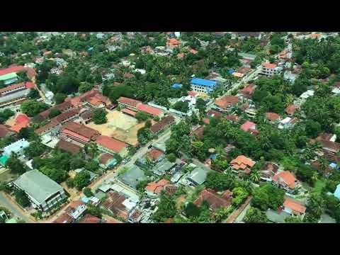 The view of Batticaloa City!