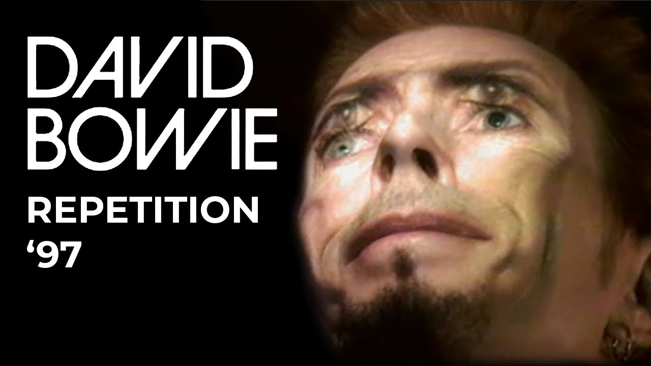 David Bowie - Repetition '97 (Official Video)