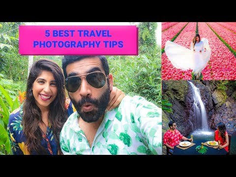 5 Best Travel Photography Tips for Beginners