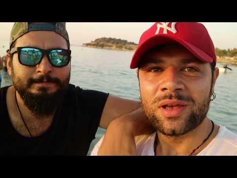Denizde Dans Ederek Güneşi Batırdık - İzmirRail/Dikili