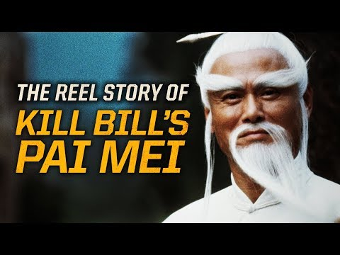 The True Story Behind Kill Bill's Pai Mei | The Reel Story
